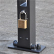 New product online: Folding bollard with push button CUBO