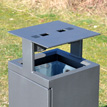 New product online: waste receptacle 731