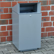New product online: waste receptacle Series 745